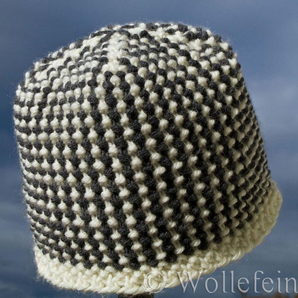 Strickanleitung Boucle Beanie Ace Age