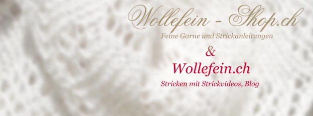 wollefein-shop.ch Online-Shop für Garne und Strickanleitungen
