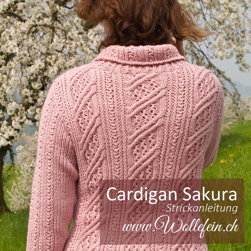 Strickanleitung Cardigan Sakura Design Ekaterina Arndt www.wollefein.ch_13b
